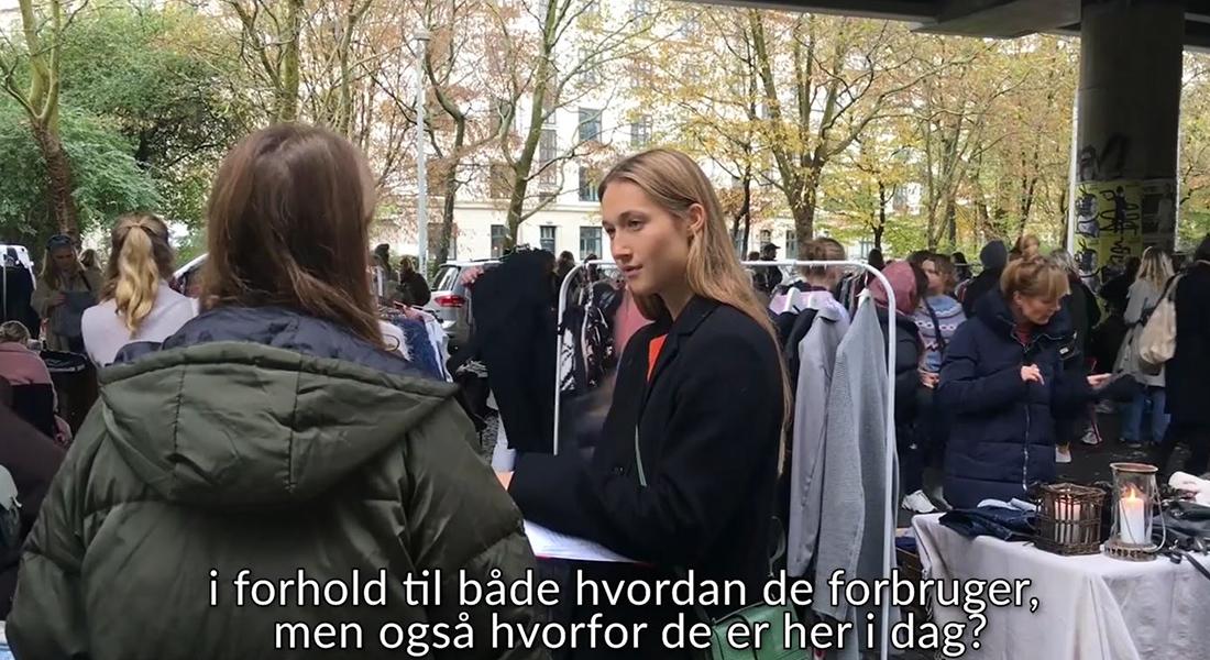 Video: Bæredygtigt tøjforbrug