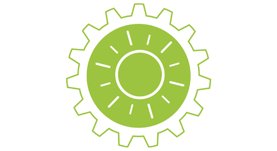 Social science climate icon